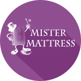 Mr. Mattress logo