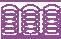 бонель - пружинный блок матраса